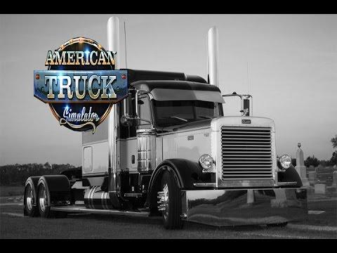 American Truck Simulator Gameplay -  Coachella (California) to Tallahassee (Florida)