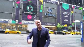 Trader Cobb On The Ground At Consensus