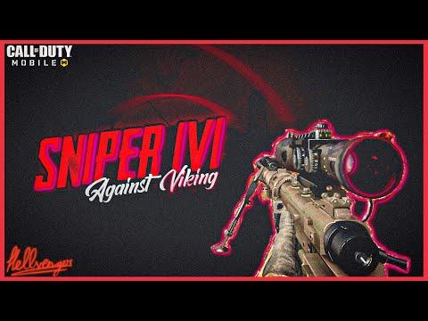 Sniper 1 V 1 Against Viking (Gone Wrong)