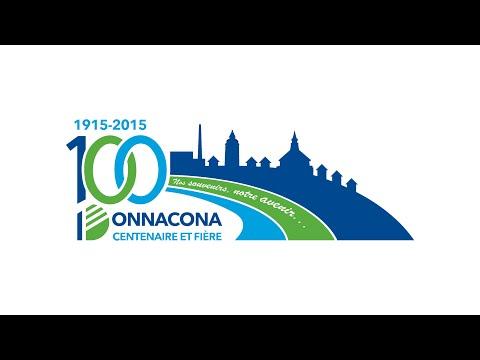 Vidéo souvenir du 100e de Donnacona