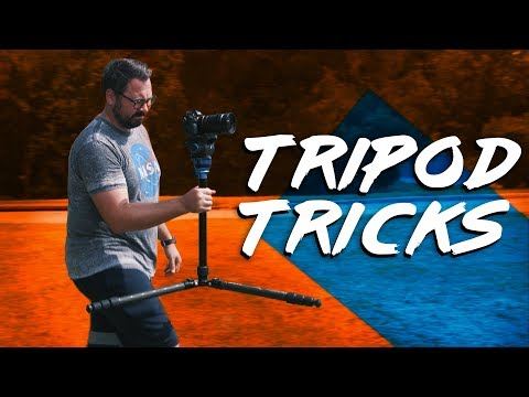 8 Tripod Tricks for Filmmakers