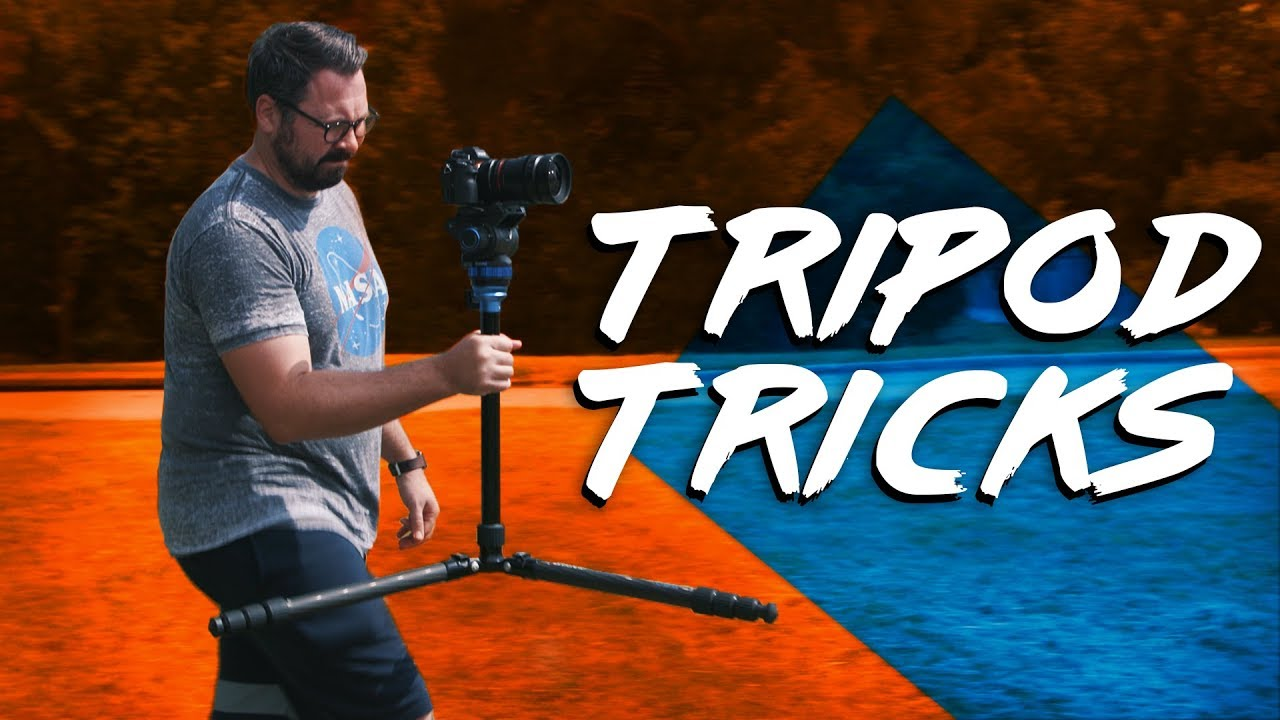 8 Tripod Tricks for Filmmakers