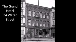 """""""The Old Grand Hotel"""" - a hundred year old folk song from Vancouver"""