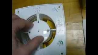 Вытяжной вентилятор с таймером отключения Домовент 100 СТ(Распаковка вытяжного вентилятора с тамером задержки отключения Домовент 100 СТ (Domovent 100 ST) от интернет-магази..., 2013-12-30T14:38:51.000Z)