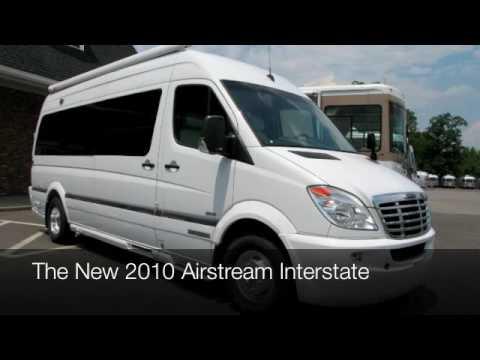 Airstream interstate sprinter mercedes diesel luxury class for Mercedes benz rv class b