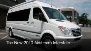 Airstream Interstate Sprinter Mercedes Diesel Luxury Class B Motorhome