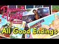 Dream Daddy A Dad Dating Simulator ALL GOOD ENDINGS CGs S RANKS mp3