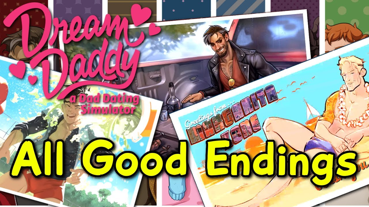 Dating simulator all endings