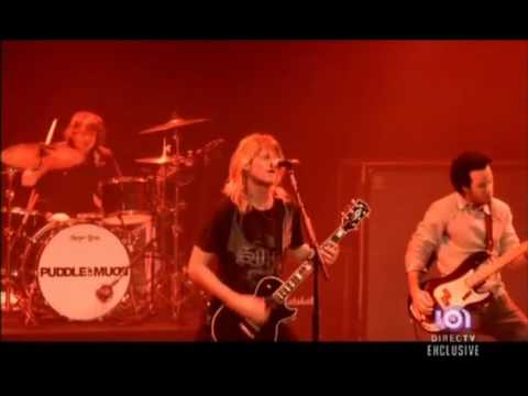 Puddle Of Mudd: House Of Blues Chicago 2007 DVD (FULL CONCERT)