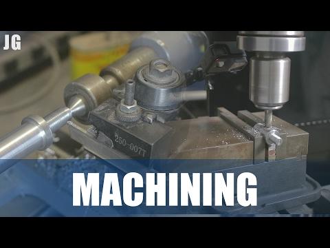Mill & Lathe Machining Work - JIMBOS GARAGE
