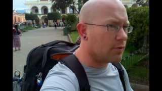 eXodus Destination — Antigua Guatemala