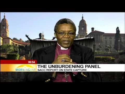 Unpacking - The Unburdening Panel, SACC Report on State Capture 2