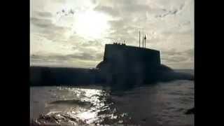 Акула - самая большая подводная лодка в мире.