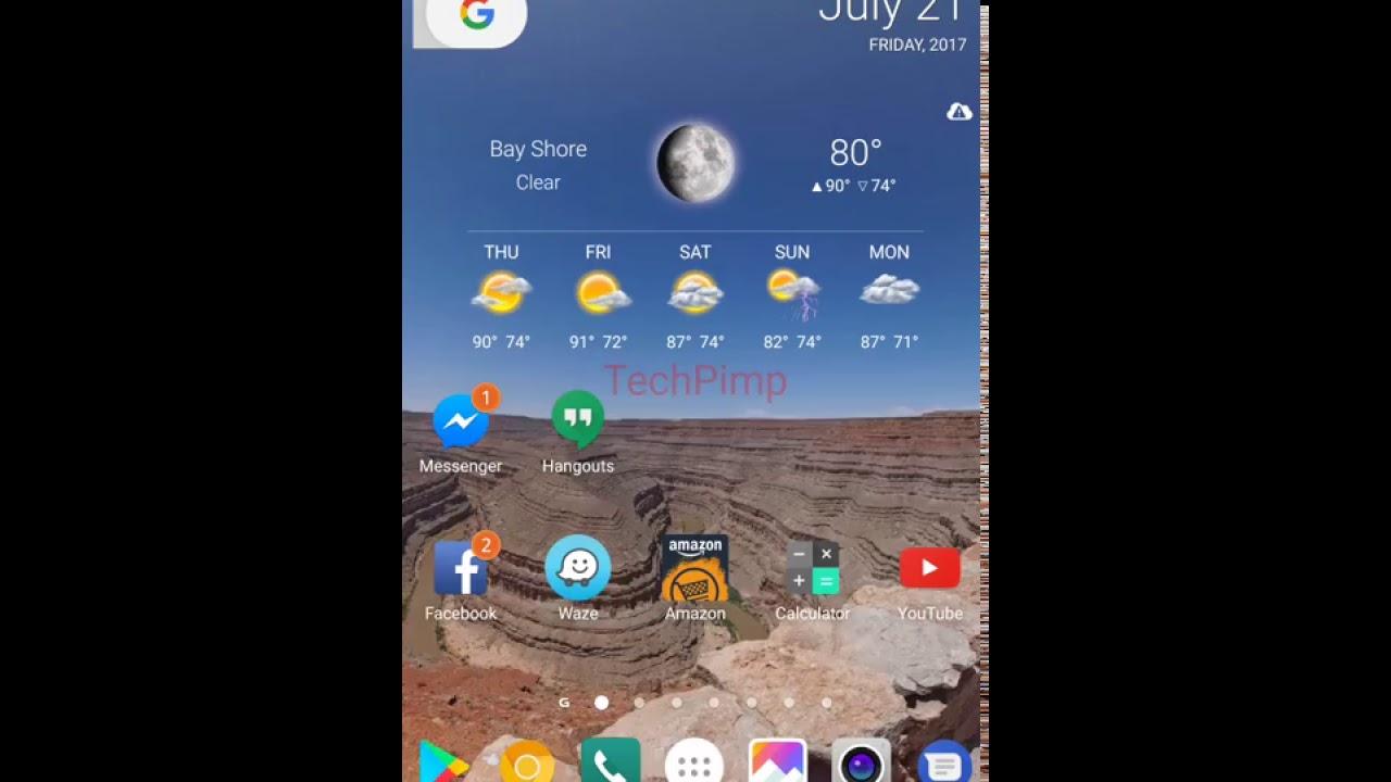 Best Custom LG G6, V20, G5 themes!