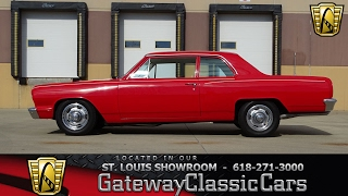 #7220 1964 Chevrolet Chevelle - Gateway Classic Cars St. Louis