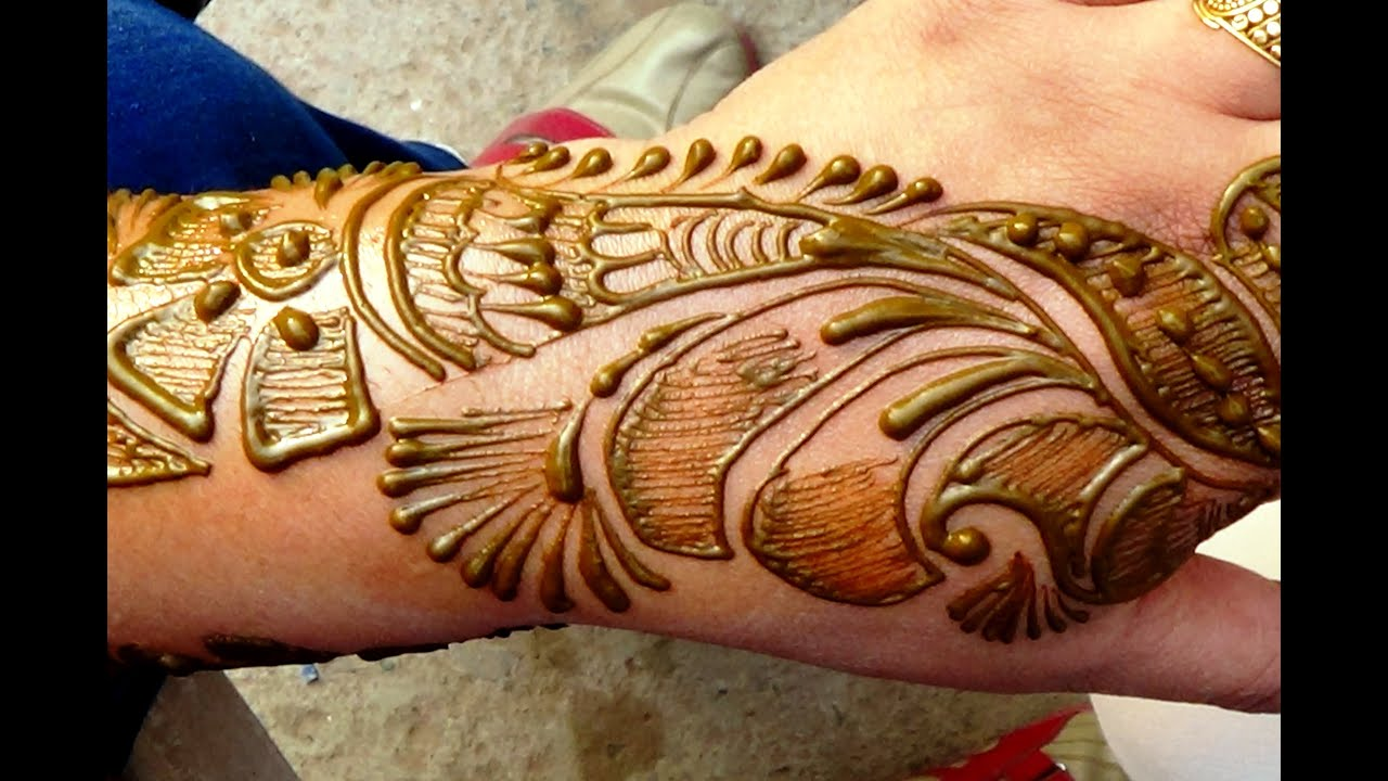 Mehndi Designs for Beginners – The Best Guide to Mehndi ...