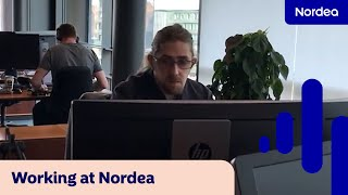 Meet Felix Kim Nielsen, IT developer in Nordea