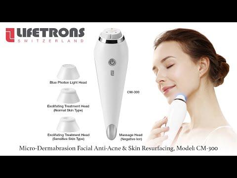 Micro-Dermabrasion Facial Anti-Acne & Skin Resurfacing Technology (CM-300)