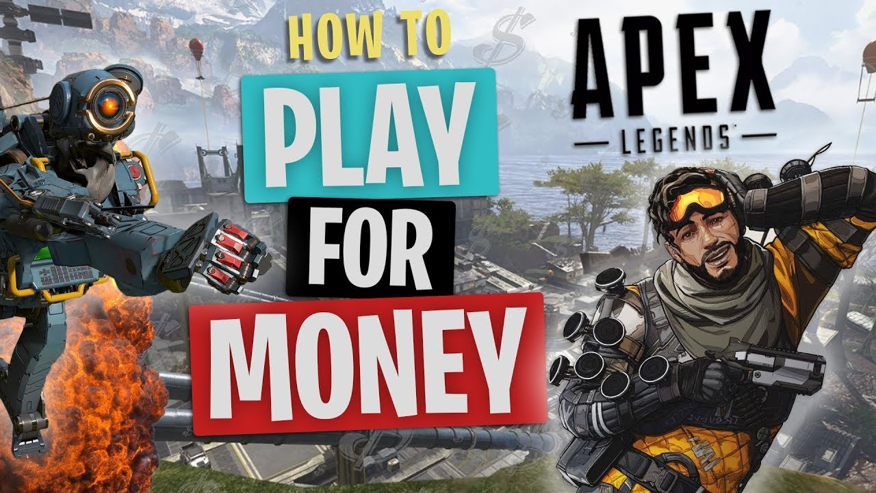 How to (PLAY APEX LEGENDS TOURNAMENTS) Apex Legends Battle Royale