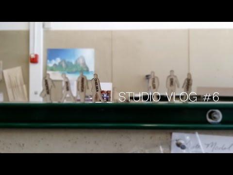 Architecture Studio Vlog #6