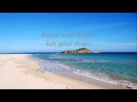 Randy Travis - The Hole (with lyrics)