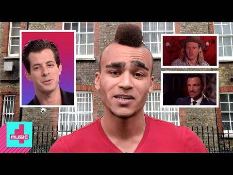 McBusted, Peter Andre & Mark Ronson | 4Music News