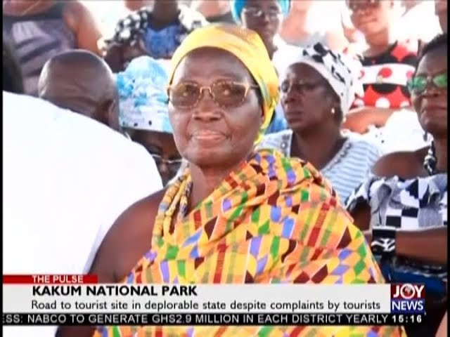 Kakum National Park - The Pulse on JoyNews (19-10-18)