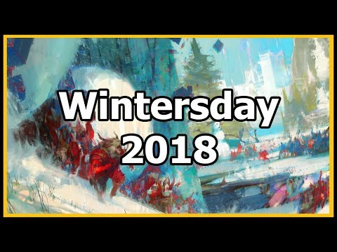Guild Wars 2  - Wintersday 2018 thumbnail