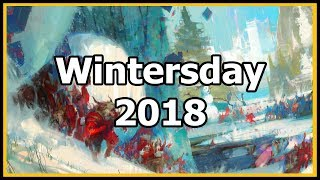 Guild Wars 2  - Wintersday 2018