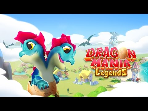 Dragon Mania Legends - Update 16 Trailer - Clan Dragons Have Arrived!