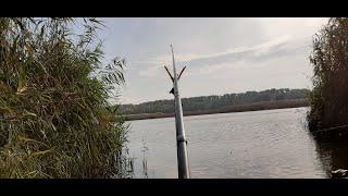 Ловля плотвы в конце октября на Ингульце Рыбалка на Ингульце в Садово Рыбалка осенью