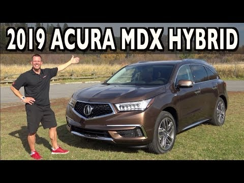 Heres The  Acura Mdx Review Sport Hybrid On Everyman Driver