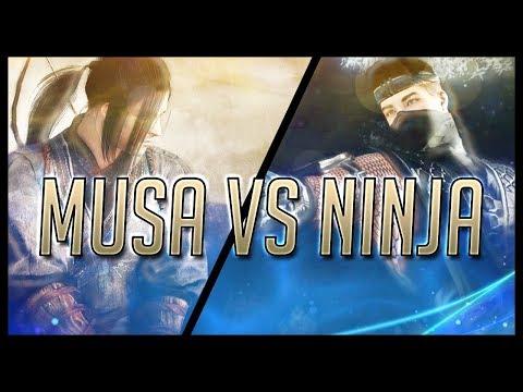 NA BDO Duels - YELo (Ninja) Vs ShakyBay (Musa)