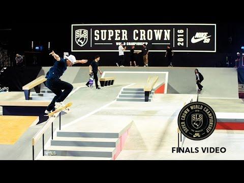 Skateboarding video St League LA Finals