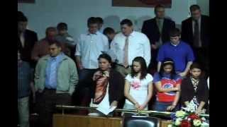 New Manna Youth Choir - We Stand