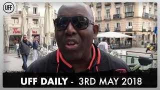 Do Not Write Liverpool Off !!! | Atletico Madrid Vs Arsenal Preview | UFF Daily