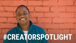 Alonzo: How I made YouTube work | #CreatorSpotlight thumbnail