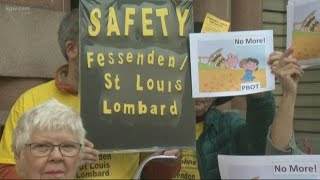 St. Johns resident rally for safer streets
