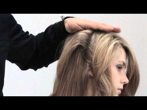 Relaxed look and glamorous look by Angelo Seminara - Davines more inside