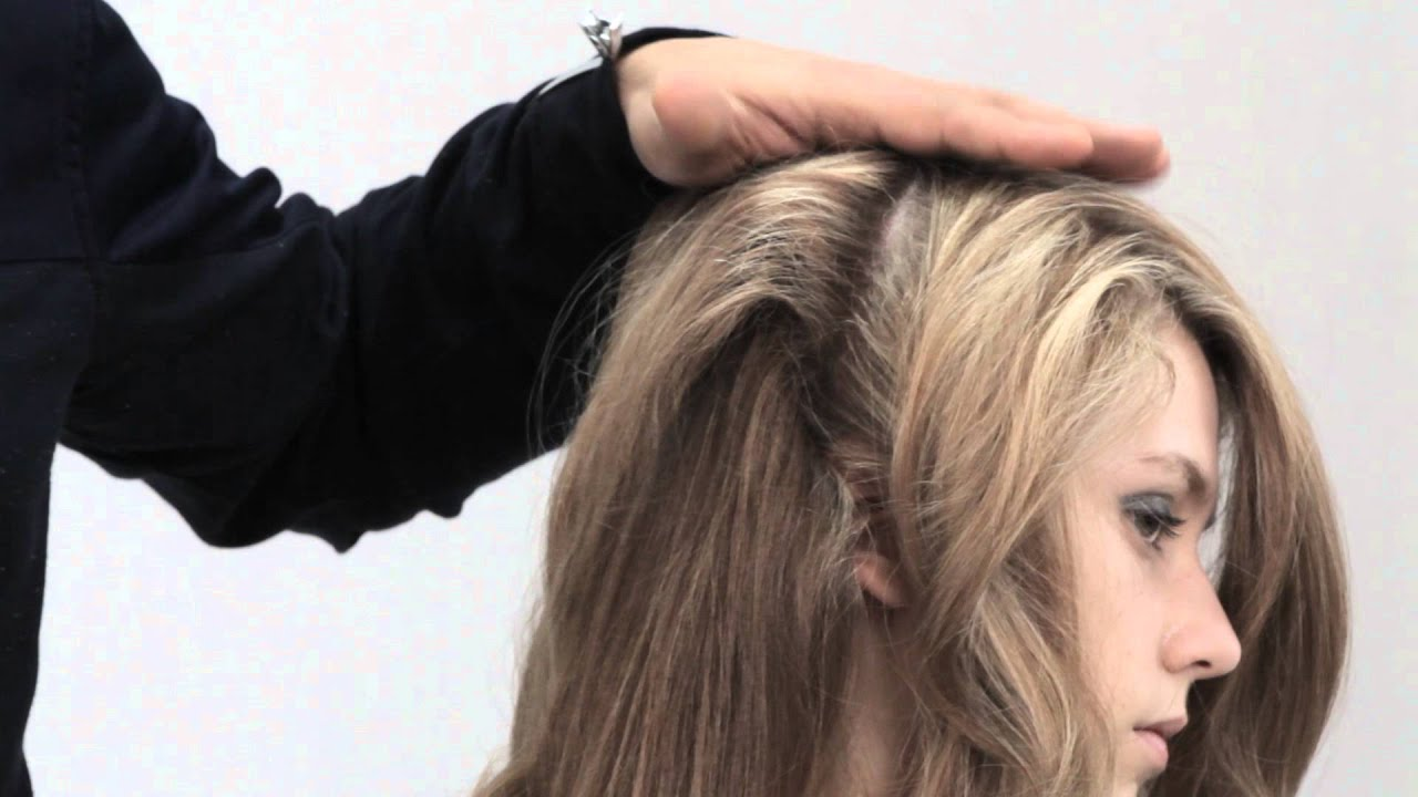 Relaxed Look And Glamorous Look By Angelo Seminara Davines More