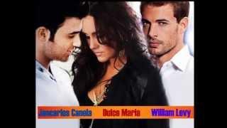 NUOVO 2012 - Jencarlos Canela y Dulce maria y Willam Levy