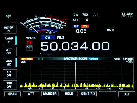 D4C/b Cape Verde - 6 Meters Es (5-5-2011) - HD Format