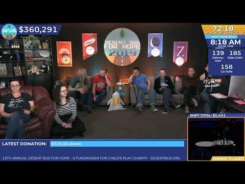 DB2019 - Dawn Guard Game Show 3: Lie Detectors