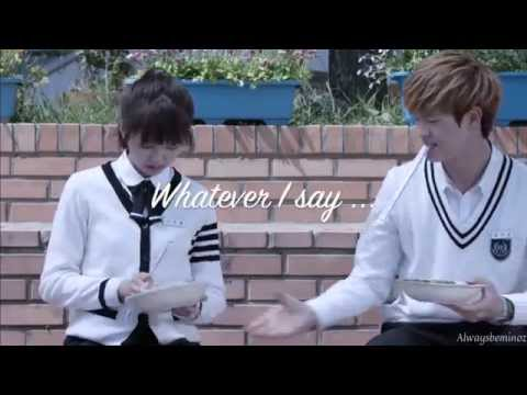 School 2015 TaeBi || Tae Kwang ♥ Eun Bi
