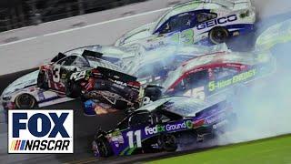 Looking back on Austin Dillon's horrifying wreck at Daytona | NASCAR RACE HUB