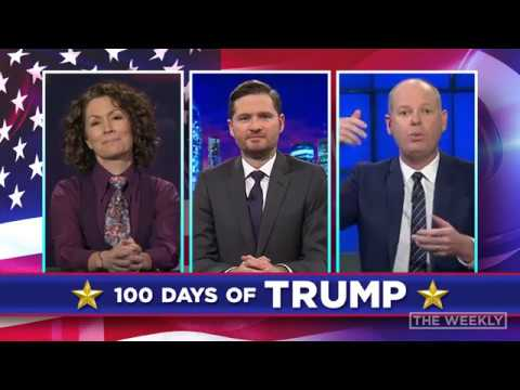 The Weekly: 100 Days Of Trump