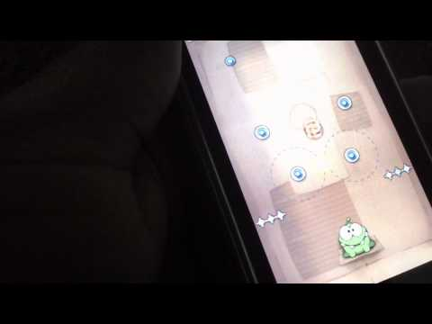 Cut the Rope for Nokia N8 and Belle devices