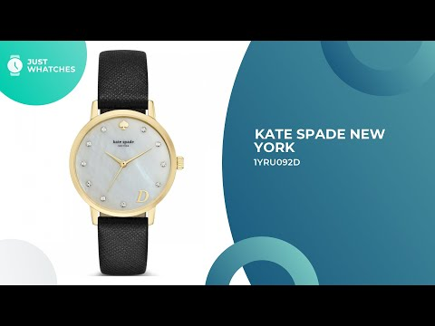 Unique Kate Spade New York 1YRU092D Women's Watches Prices, Review 360°, Detailed Specs