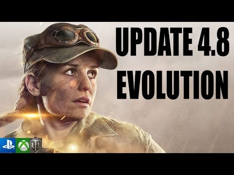 UPDATE 4.8 EVOLUTION or Revelation? - World of Tanks Console thumbnail