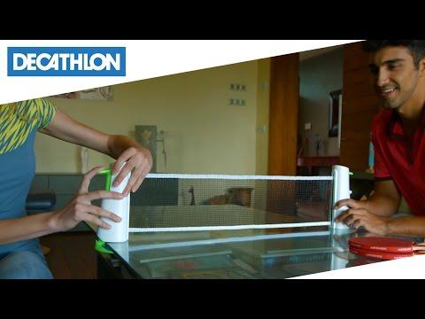 download Kit da ping pong regolabile ROLLNET Artengo | Decathlon Italia